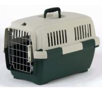 Фотография товара Переноска для собак и кошек Marchioro Clipper Cayman, размер 1, 1.8 кг, размер 50х30х32см., бежево-зеленый