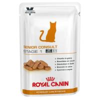 Фотография товара Корм для кошек Royal Canin Senior Consult Stage 1, 100 г
