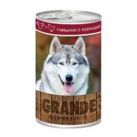 Фотография товара Корм для собак Vita Pro Grande, 1.25 кг, говядина с курицей