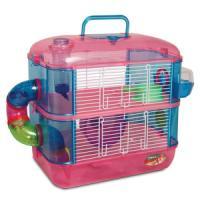 Фотография товара Клетка для грызунов Triol, размер 40х26х40см., цвета в ассортименте