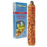 Фотография товара Лакомство для попугаев Triol, с фруктами, 1