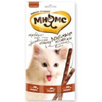 Фотография товара Лакомство для кошек Мнямс, 15 г, говядина и печень