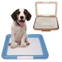 Фотография товара Лоток для собак Triol L, размер 63х49х4см., цвета в ассортименте