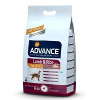 Фотография товара Корм для собак Advance Lamb & Rice, 3 кг, ягненок с рисом