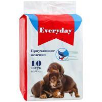 Фотография товара Приучающие пеленки для собак EveryDay, размер 60х90см., 10шт.