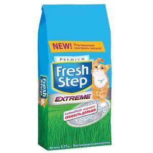 Наполнитель для кошачьего туалета Fresh Step Premium, 3.17 кг