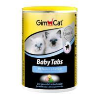 Фотография товара Витамины для котят GimCat Baby Tabs, молозив и таурин, 250 таб.