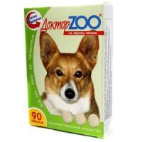 Фотография товара Витамины для собак Доктор Zoo, Печень