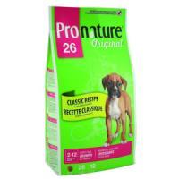 Фотография товара Корм для щенков Pronature Original 26, 20 кг, ягненок с рисом