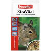 Фотография товара Корм для дегу Beaphar Xtravital, 500 г, злаки, овощи