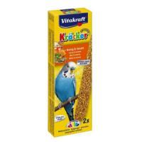 Фотография товара Крекеры для волнистых попугаев Vitakraft 10606, 100 г