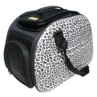 Фотография товара Сумка-переноска для собак и кошек Ibiyaya PTY, 1.3 кг, размер 46х32х30см., сафари