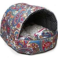 Фотография товара Домик для собак и кошек Родные Места Колыбелька №2 Звезда востока, размер 44х50х40см.