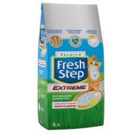 Фотография товара Наполнитель для кошачьего туалета Fresh Step Premium, 3.17 кг