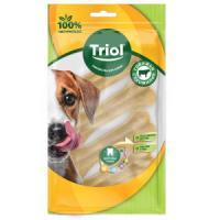 Фотография товара Лакомства для собак Triol, 40 г, сыромятная кожа, 4 шт.