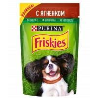 Фотография товара Корм для собак Friskies Adult, 85 г, ягненок