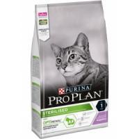 Фотография товара Корм для кошек Pro Plan Sterilised, 1.5 кг, курица и индейка