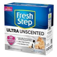 Фотография товара Наполнитель для кошачьего туалета Fresh Step UltraUnscented, 6.35 кг