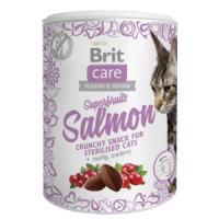 Фотография товара Лакомство для кошек Brit Care Superfruits Salmon, 120 г, лосось