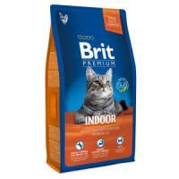 Фотография товара Корм для кошек Brit Premium Cat Indoor, 800 г, курица и печень