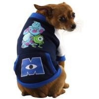 Фотография товара Толстовка для собак Triol Monsters M, размер 28см., синий
