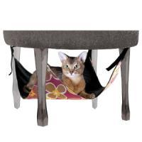 Фотография товара Гамак для кошек, 440х440мм, d600мм Гамма Дг-50600, размер 44х44см.
