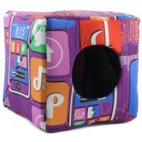 Фотография товара Домик для собак и кошек Гамма Дг-05800 M, размер 36х36х36см., цвета в ассортименте