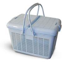 Фотография товара Переноска для кошек Triol 1005-2 S, 900 г, размер 41х31х24см., голубой
