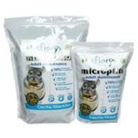 Фотография товара Корм для шиншилл Fiory Micropills Chinchillas, 2.1 кг, травы