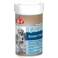 Фотография товара Пивные дрожжи для кошек и собак 8 in 1 Excel, 386 г