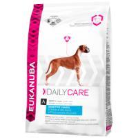 Фотография товара Корм для собак Eukanuba Daily Care Adult Sensitive Joints, 12.5 кг, курица и индейка