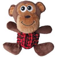 Фотография товара Игрушка для собак Kong Weave Knots, 220 г, размер 22х20см.