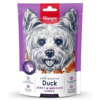 Фотография товара Лакомство для собак Wanpy Dog Duck, 110 г