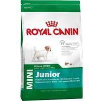 Фотография товара Корм для щенков Royal Canin MINI Junior, 2 кг