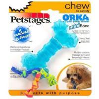 Фотография товара Игрушка для собак Petstages Orka Mini Bone, размер 10см.