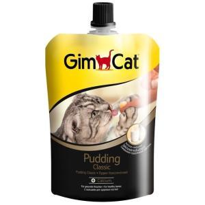 Лакомство для кошек GimCat Pudding Classic, 150 г