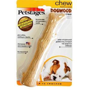 Игрушка для собак Petstages Dogwood Палочка M, размер 18см.