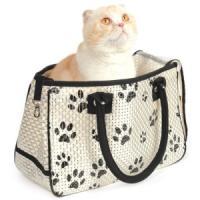Фотография товара Сумка-переноска для собак и кошек Triol TB-05, размер 40х26х20см.