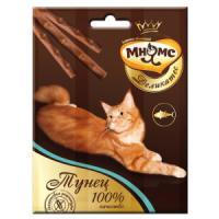Фотография товара Лакомство для кошек Мнямс Деликатес, 12 г, тунец