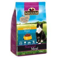 Фотография товара Корм для кошек MEGLIUM Cat Adult, 1.5 кг, рыба