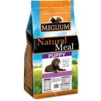 Фотография товара Корм для щенков MEGLIUM Dog Puppy, 15 кг, говядина с курицей