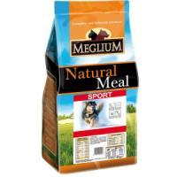 Фотография товара Корм для собак MEGLIUM Dog Sport, 15 кг, курица