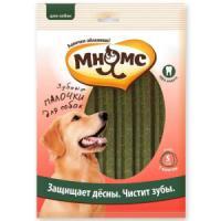 Фотография товара Лакомство для собак Мнямс Зубные палочки S, 171 г, размер 12см., 7 шт.