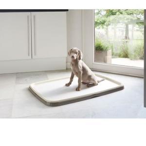 Большой туалет для собак и щенков Savic Puppy Trainer Starter Kit XL, размер 94.5х64.5х4см.