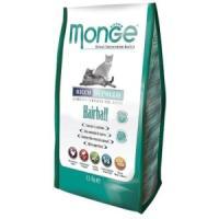 Фотография товара Корм для кошек Monge Cat Hairball, 1.5 кг, курица