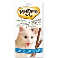 Фотография товара Лакомство для кошек Мнямс, 15 г, лосось и форель
