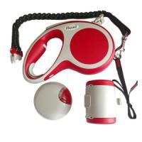 Фотография товара Набор для прогулок Flexi Vario Cord M, красный