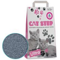 Фотография товара Наполнитель для кошачьего туалета Cat Step Professional Ultra, 5 кг