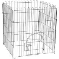 Фотография товара Клетка-вольер для собак Triol K-1, размер 1, размер 84х69см., цвета в ассортименте