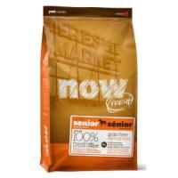 Фотография товара Корм для собак Now Natural Holistic Senior 24/10, 11.35 кг, индейка с уткой и овощами